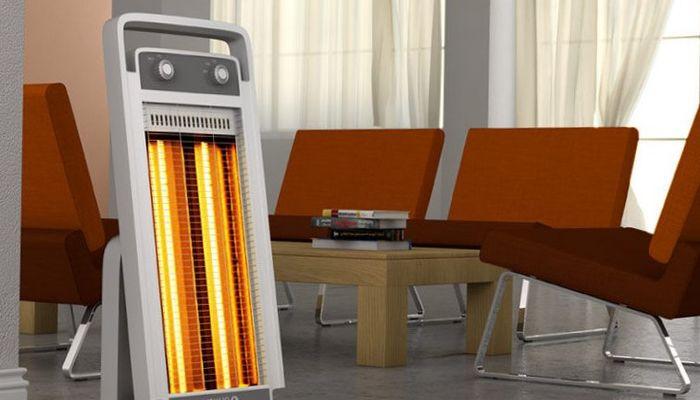 Инфракрасный электрический обогреватель для дома