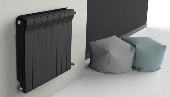Алюминиевый радиатор отопления для квартиры
