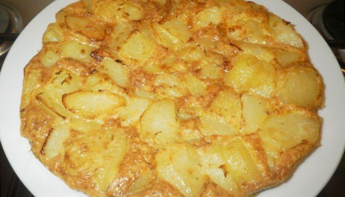 Картофель с сыром, экономное блюдо на каждый день