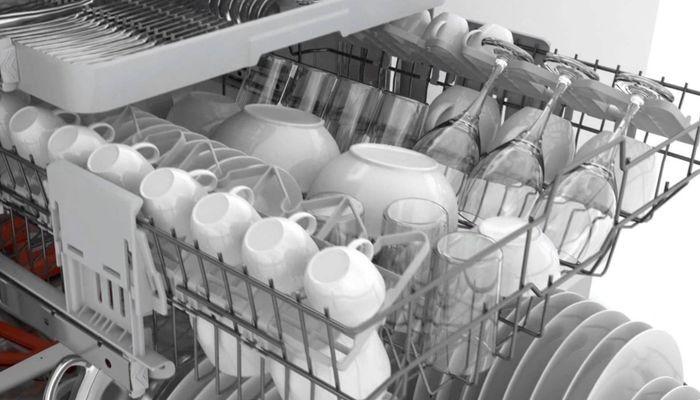 Расход воды в посудомойке