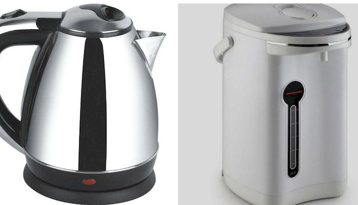 Чайник или термопот, что выгоднее