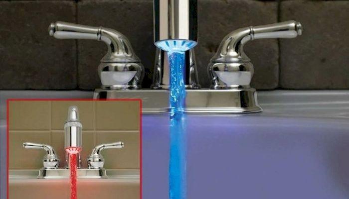Горячая вода в квартире