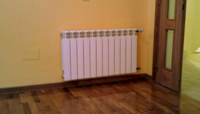 Радиатор отопления в частном доме