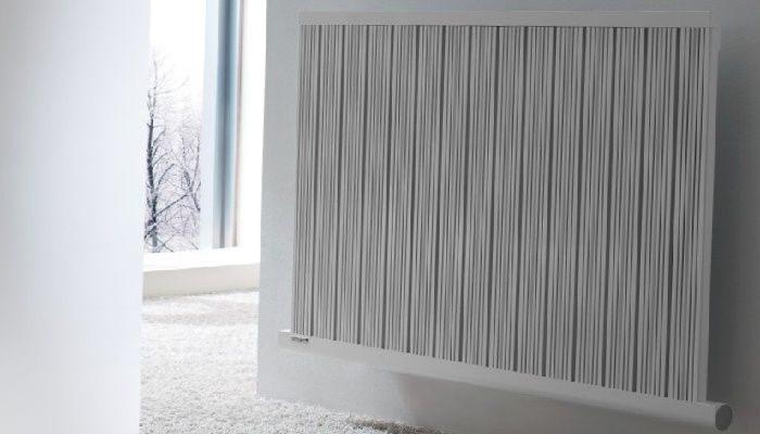 Биметаллический радиатор отопления, фото