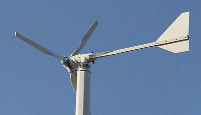 Ветрогенератор российского производства, фото