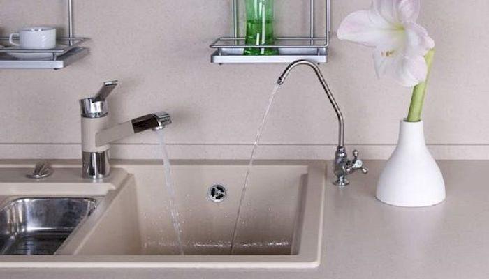 Как работает обратный осмос для очистки воды