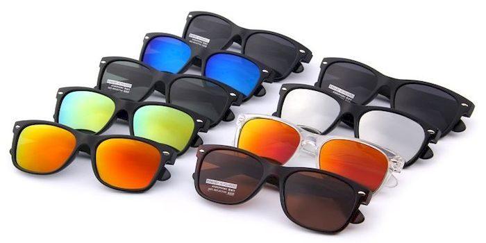 Мужская классика, солнцезащитные очки на Алиэкспресс