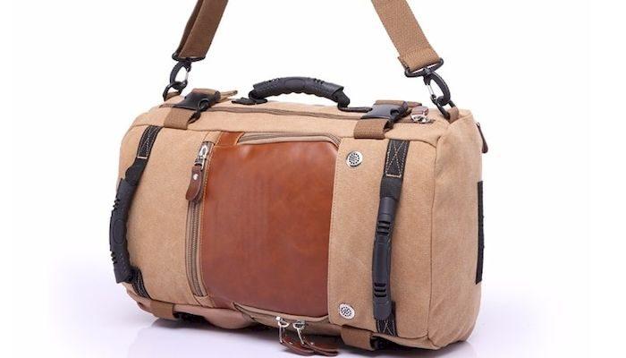 Универсальная сумка-рюкзак, фото
