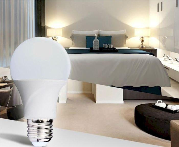 Светодиодная лампочка, фото,
