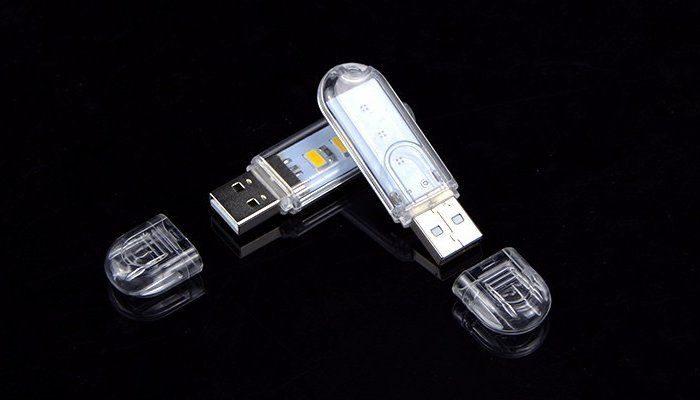 USB светодиодная лампочка