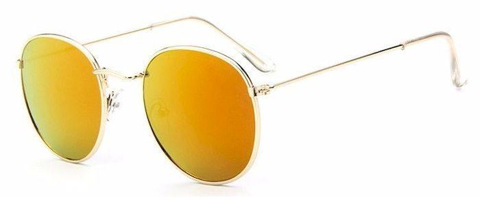 Женские солнцезащитные зеркальные очки на Алиэкспресс