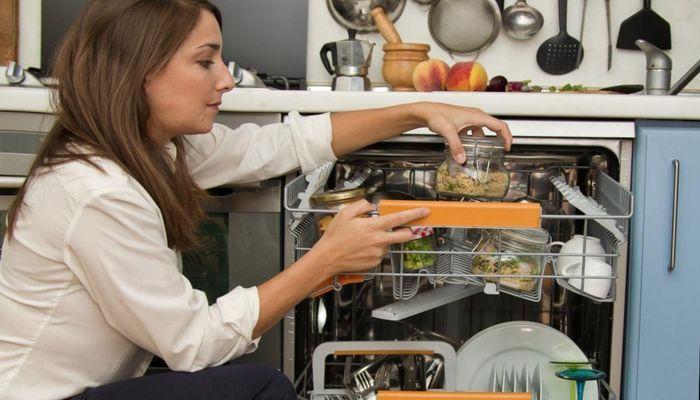 Расход воды в посудомоечной машине