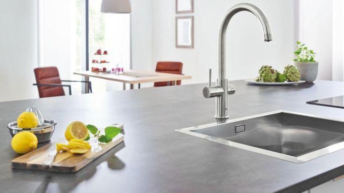 Магистральный фильтр для очистки воды в квартире