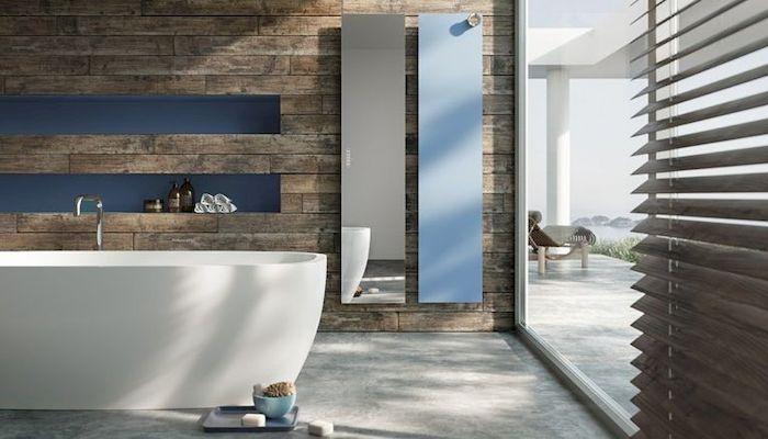Электрические полотенцесушители для ванной с терморегулятором